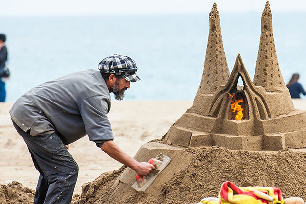 About Cabo Sandcastles