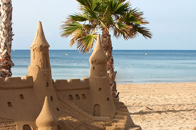 Cabo Sandcastle Life Event